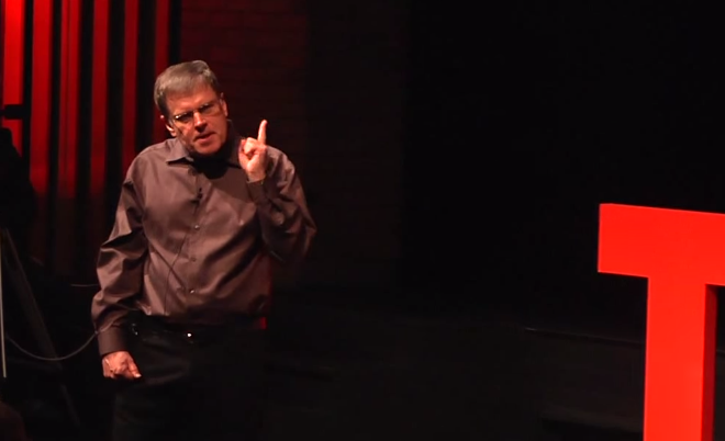 Larry Smith en TED.