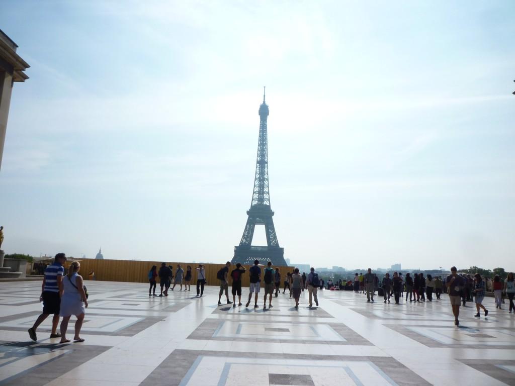 Tu chance para trabajar mientras conoces Francia.