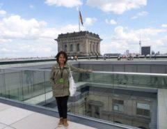 Experiencia de una colombiana como becaria del DAAD en Alemania