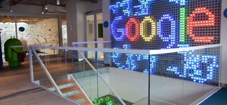 Oficina de Google Colombia