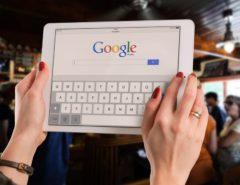 Práticas en Google