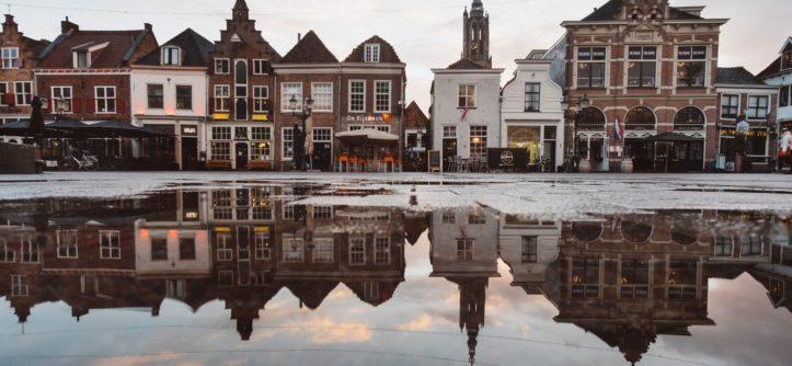 Becas para estudiar en Países Bajos en 2019